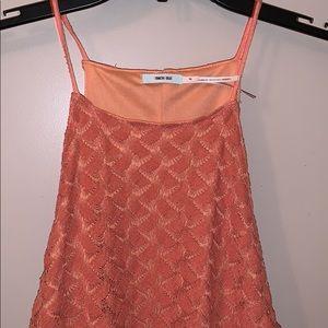 Peach Kimchi Blue size medium dress